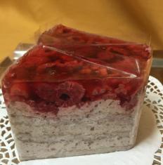 PALEO  malinová torta, bezgluténová, bezlaktózová, dia